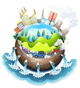 Med FloCells teknik blir samhället, industrin och miljön alla vinnare.